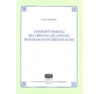 16. Enrico Menestò, I manoscritti medievali della biblioteca del Convento francescano di San Fortunato di Todi.