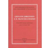 18) XXXV. (n.s. 18) - GIOVANNI JØRGENSEN E IL FRANCESCANESIMO