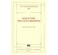 54) LIV. OLIO E VINO NELL'ALTO MEDIOEVO