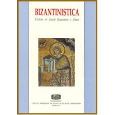 02) Bizantinistica - Vol. II (2000), pp. VI-438.