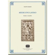 55. Filippo Ermini, MEDIO EVO LATINO. Studi e ricerche