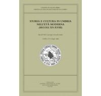 07. STORIA E CULTURA IN UMBRIA NELL'ETÀ MODERNA