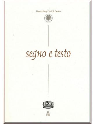 SEGNO E TESTO 18-2020