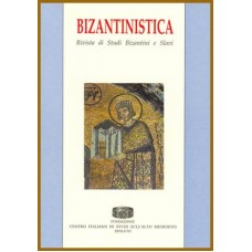 15) Bizantinistica - Vol. XV (2013), pp. VI-214