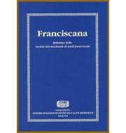 20) FRANCISCANA Vol. XX (2018)