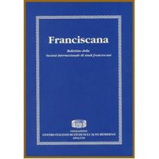 19) FRANCISCANA Vol. XIX (2017)