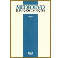 25) Medioevo e Rinascimento - XXVIII/n.s. XXV (2014)