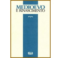 28) Medioevo e Rinascimento - XXXI/n.s. XXVIII (2017)