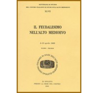 47) XLVII. IL FEUDALESIMO NELL'ALTO MEDIOEVO