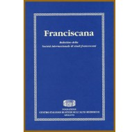 01) FRANCISCANA Vol. I (1999), pp. VI-396.