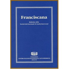 06) FRANCISCANA Vol. VI (2004), pp. VI-382