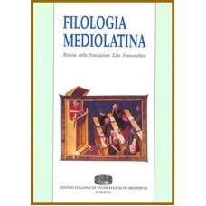 02) Filologia Mediolatina - Vol. II (1995), pp. VI-326.