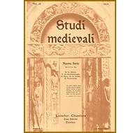 03) Studi Medievali, Nuova serie - Volume III (1930), pp. 358.