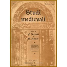 01) Studi Medievali, Prima serie - Volume 1 (1904-1905), pp. 642